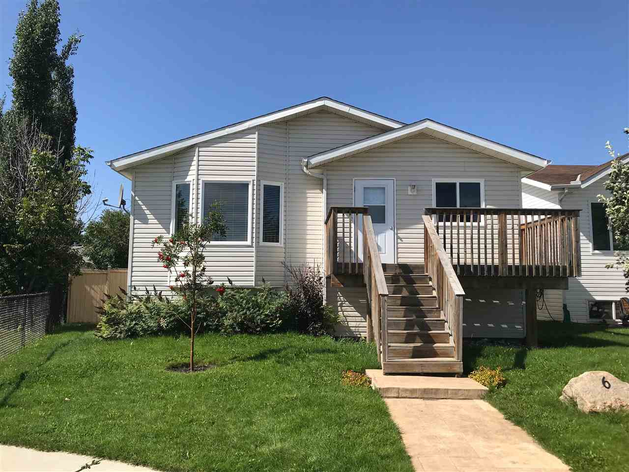MLS® listing #E4176906 for sale located at 6 Evergreen Crescent