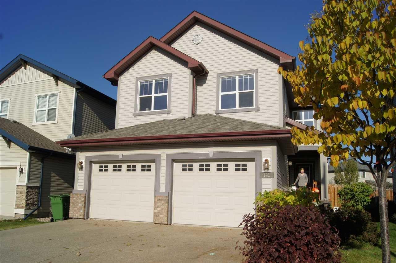MLS® listing #E4176916 for sale located at 141 BECKER Crescent