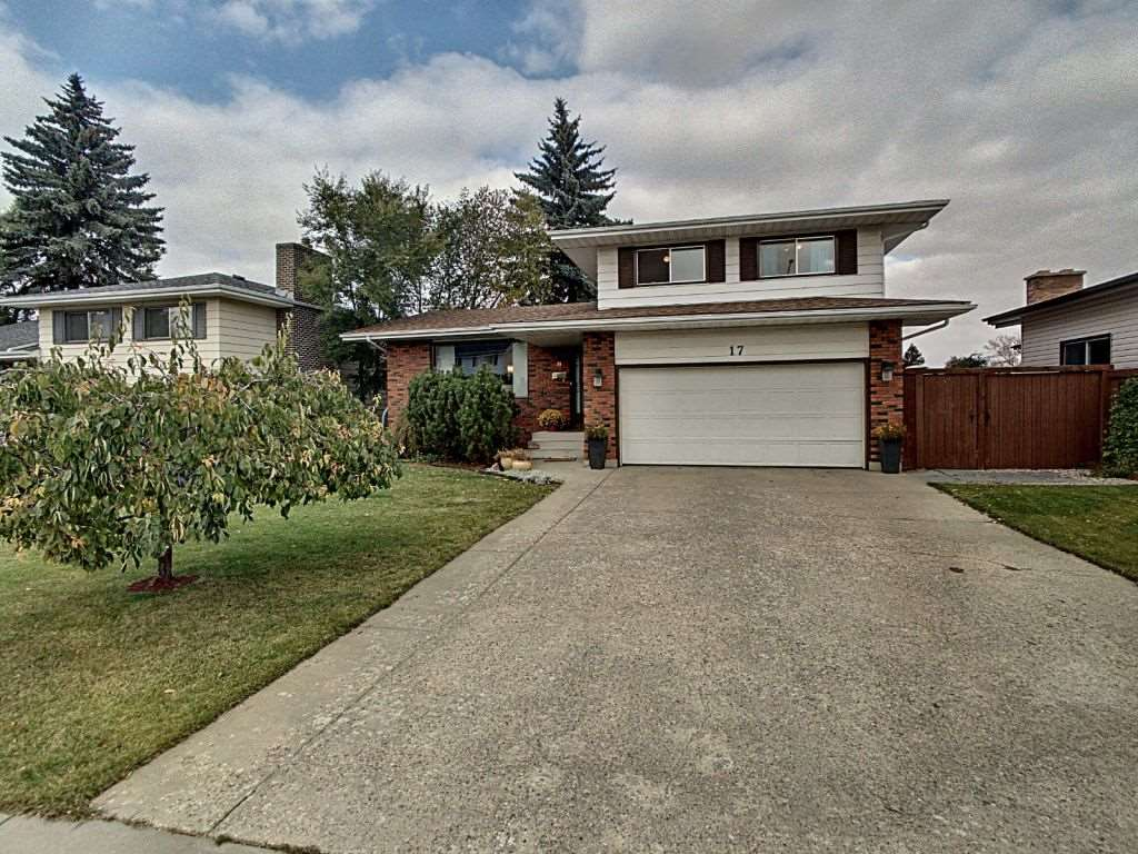 MLS® listing #E4176924 for sale located at 17 Mardale Crescent