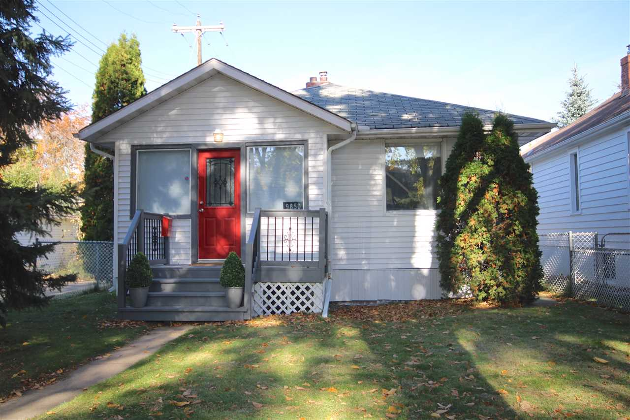 MLS® listing #E4176930 for sale located at 9850 90 Avenue