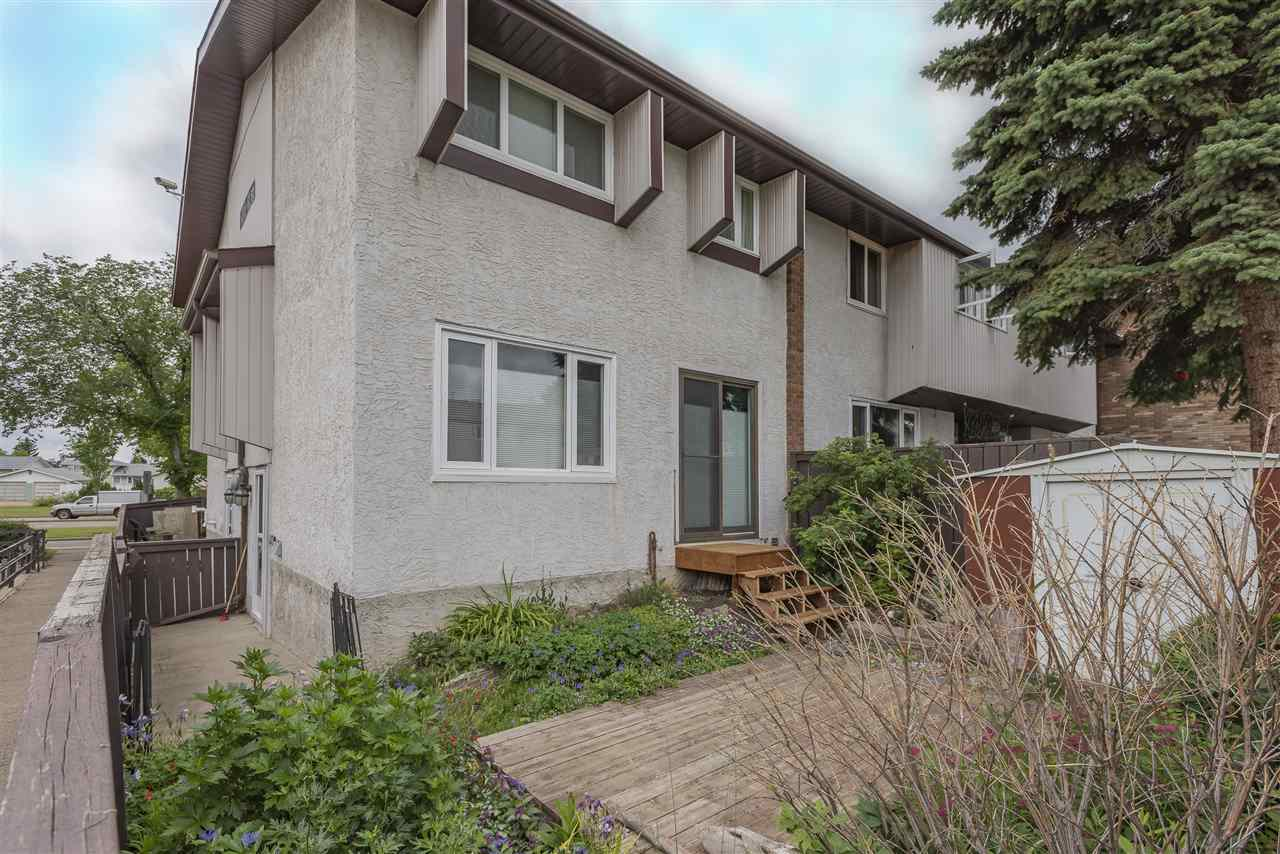 MLS® listing #E4176932 for sale located at 17 14205 82 Street