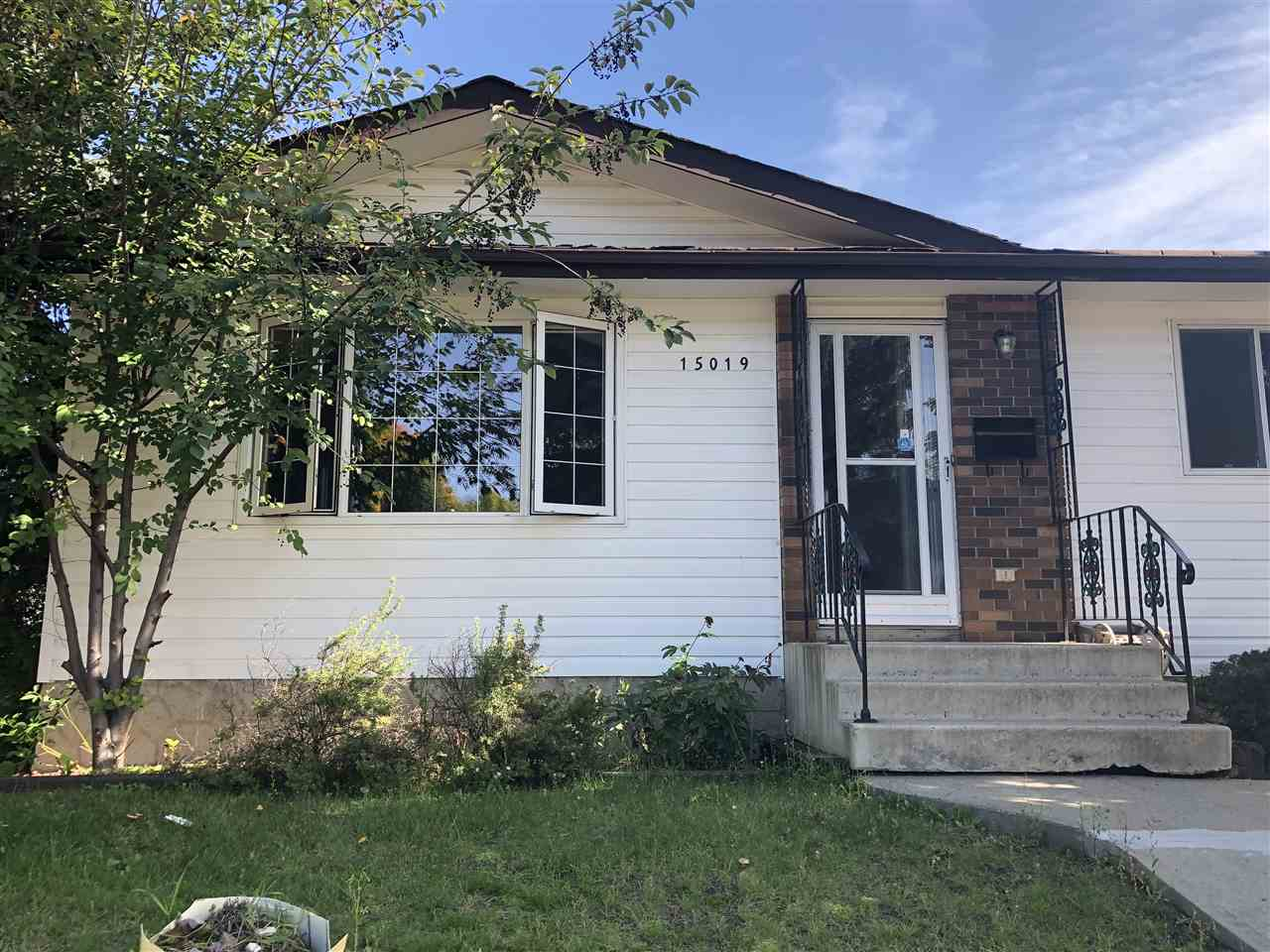 MLS® listing #E4176948 for sale located at 15019 117A Street