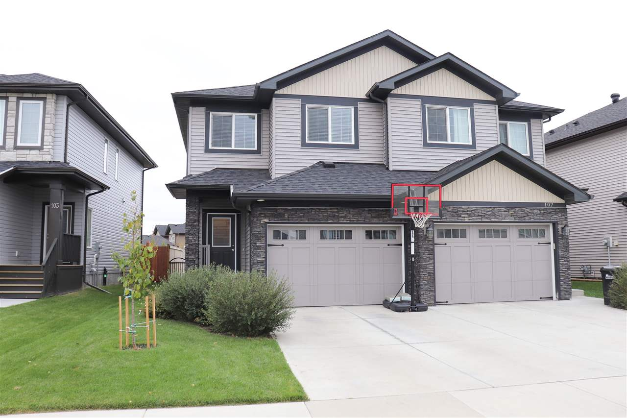 MLS® listing #E4176949 for sale located at 105 AMBERLEY Way