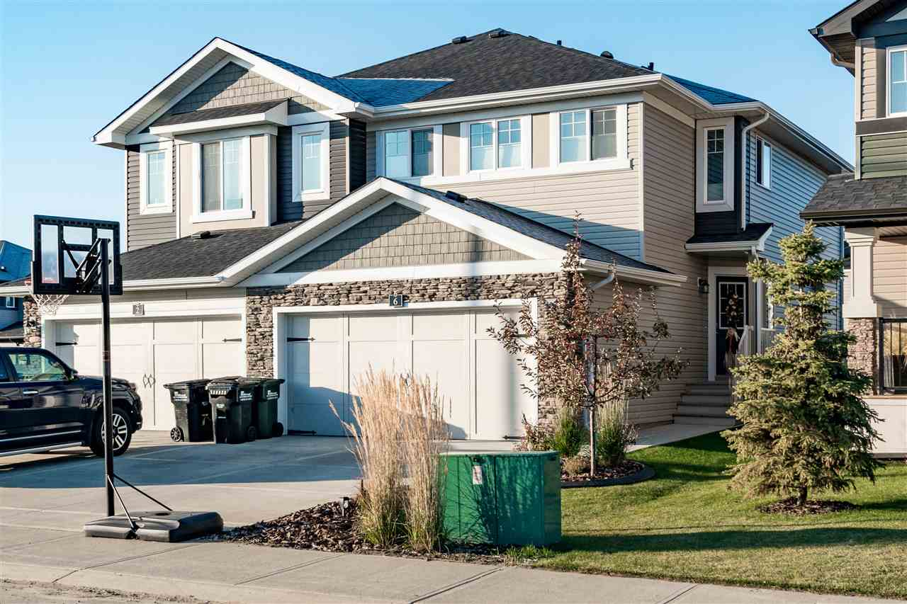 MLS® listing #E4176970 for sale located at 6 ABERDEEN Crescent