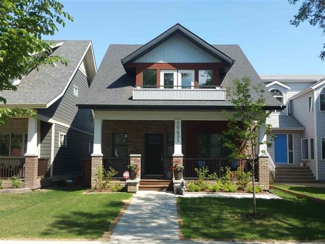 MLS® listing #E4177025 for sale located at 10431 148 Street