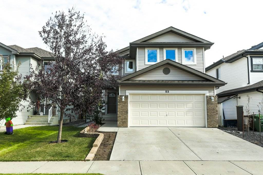 MLS® listing #E4177054 for sale located at 53 NORRIS Crescent