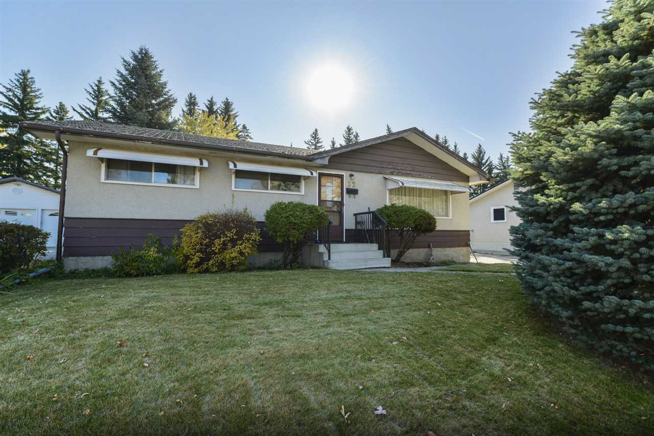 MLS® listing #E4177094 for sale located at 32 SEYMORE Crescent