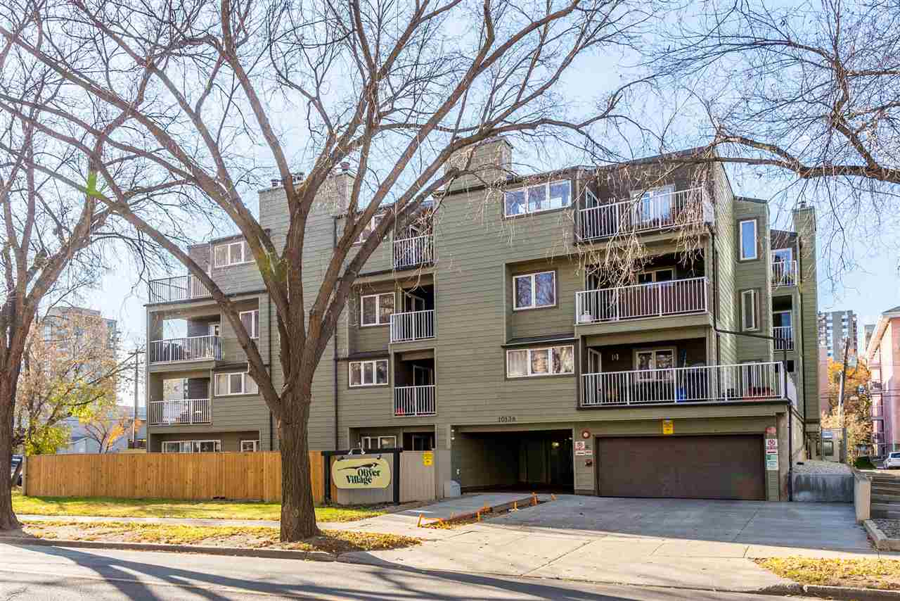 MLS® listing #E4177144 for sale located at 201 10138 116 Street