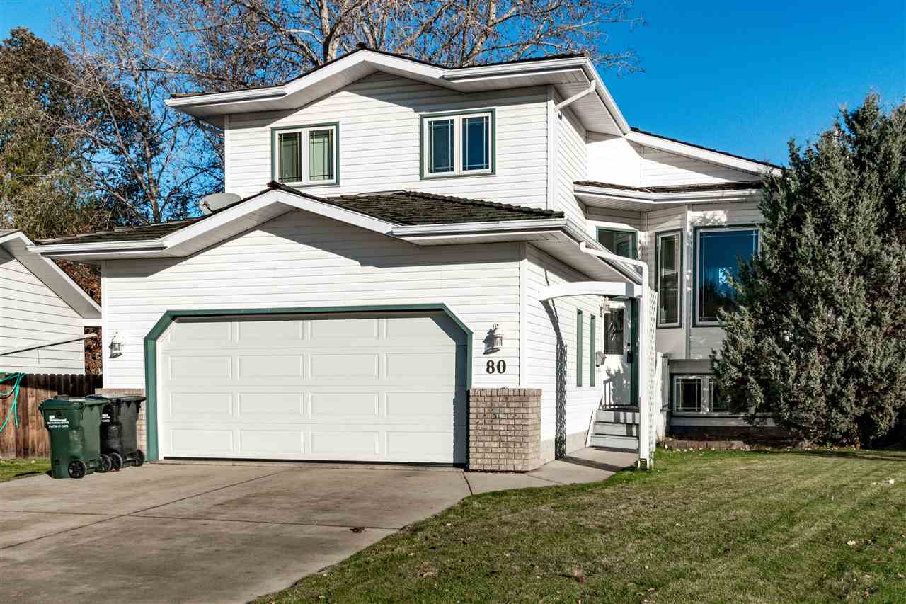 MLS® listing #E4177250 for sale located at 80 RAVEN Drive