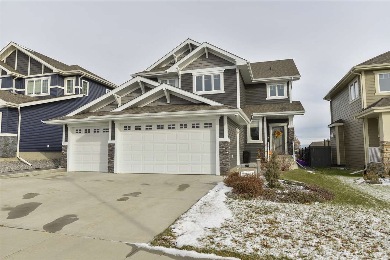 MLS® listing #E4177267 for sale located at 1206 GENESIS LAKE Boulevard