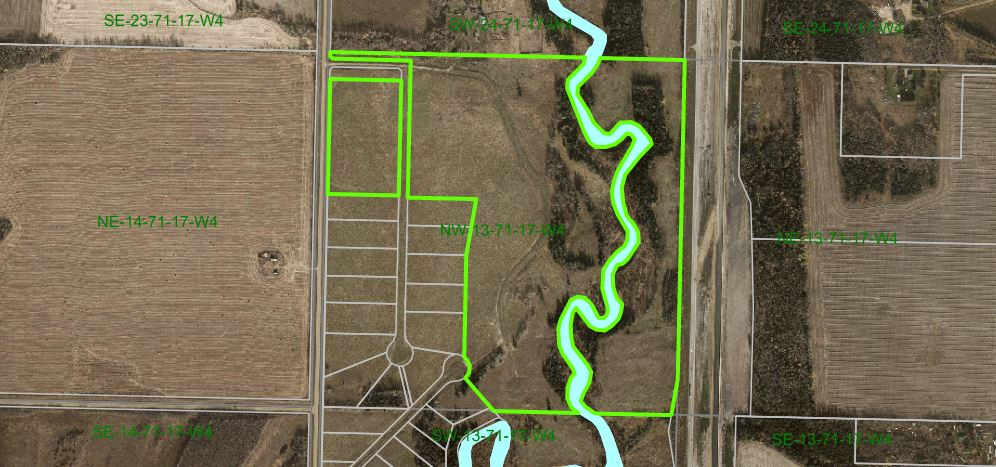 MLS® listing #E4177273 for sale located at nw-13-71-17-w4 (110acres) Breynat