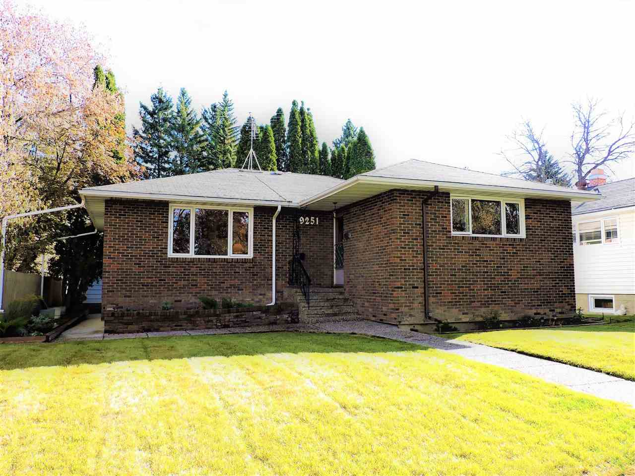 MLS® listing #E4177286 for sale located at 9251 148 Street