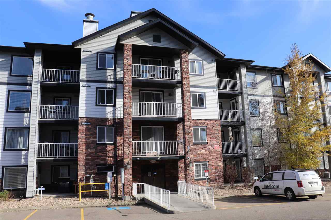 MLS® listing #E4177297 for sale located at 411 42 SUMMERWOOD Boulevard