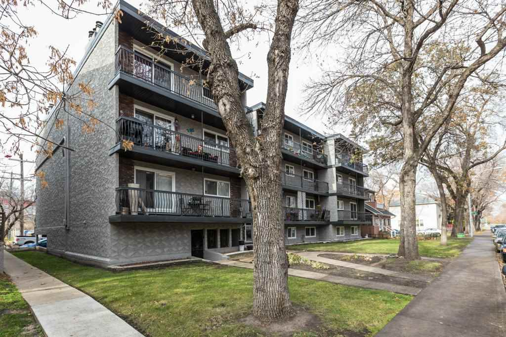MLS® listing #E4177344 for sale located at 404 10420 93 Street