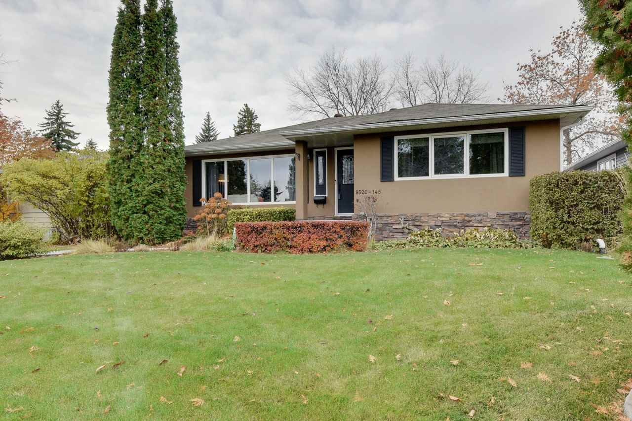 MLS® listing #E4177426 for sale located at 9520 145 Street