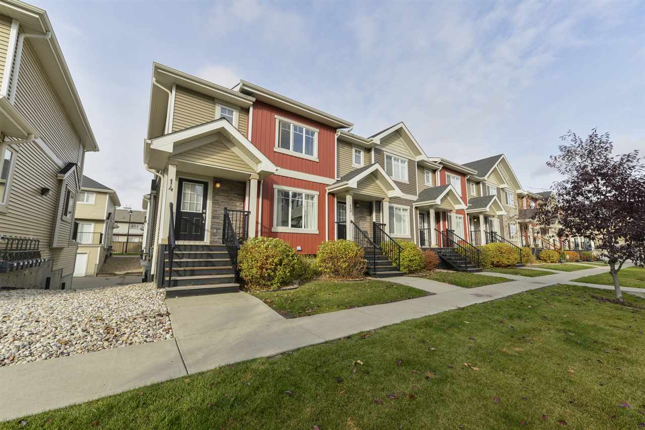 MLS® listing #E4177477 for sale located at 14 7289 South Terwillegar Drive
