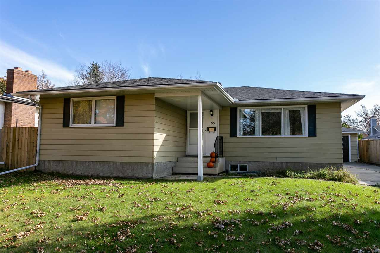 MLS® listing #E4177536 for sale located at 55 ARLINGTON Drive