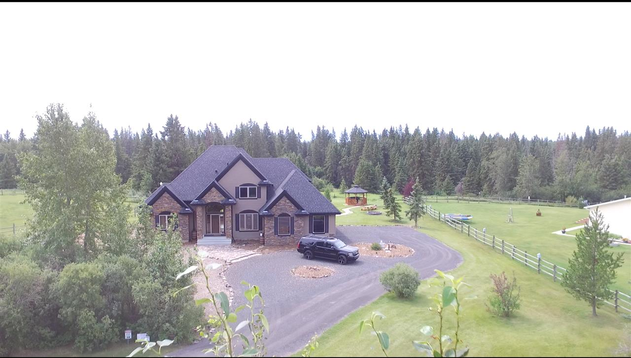 MLS® listing #E4177698 for sale located at 14 473031 RGE RD 243