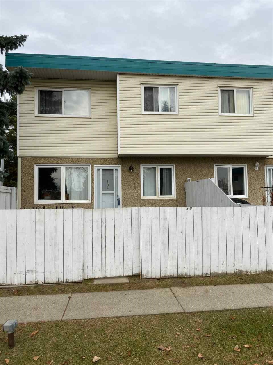 MLS® listing #E4177814 for sale located at 104 16428 109 Street