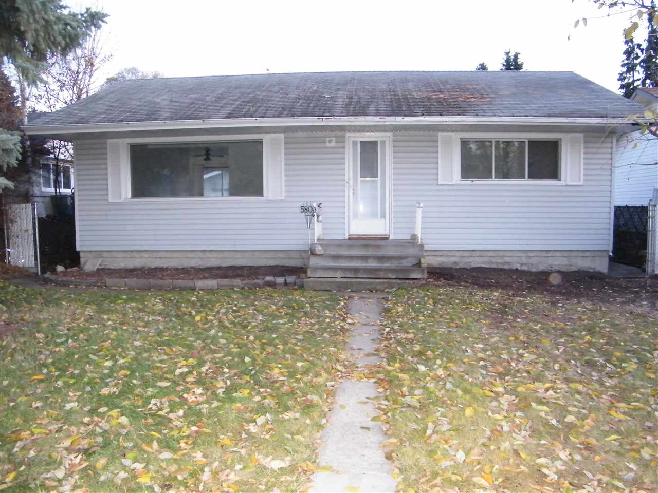 MLS® listing #E4177900 for sale located at 5803 106 Avenue