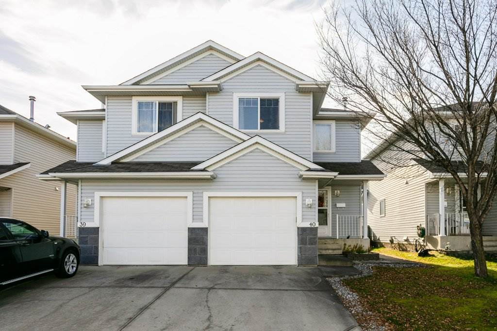 MLS® listing #E4178065 for sale located at 40 4350 23 Street