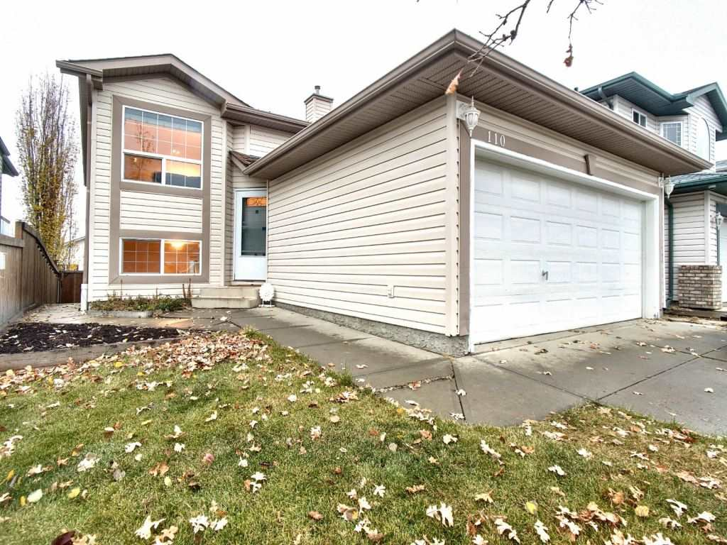 MLS® listing #E4178342 for sale located at 110 Ward Crescent