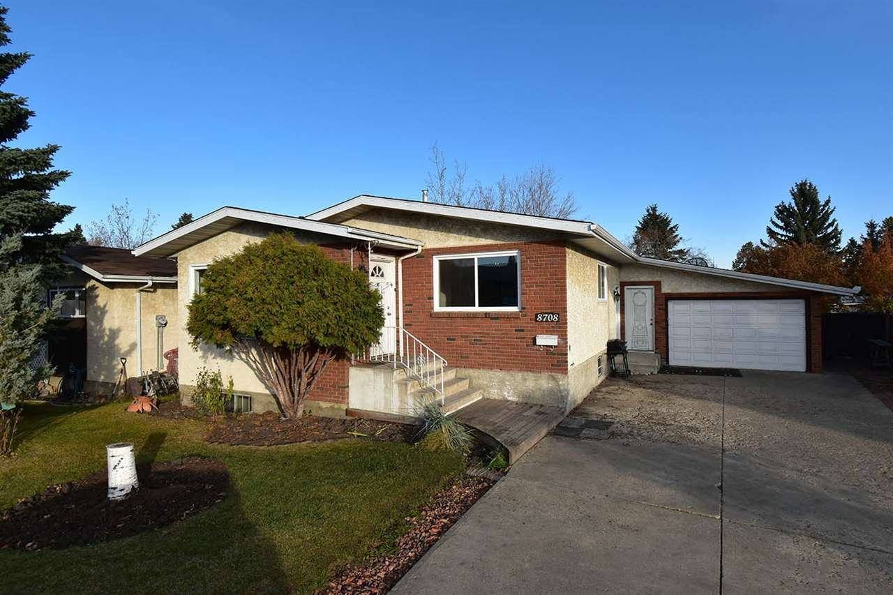MLS® listing #E4178432 for sale located at 8708 31 Avenue