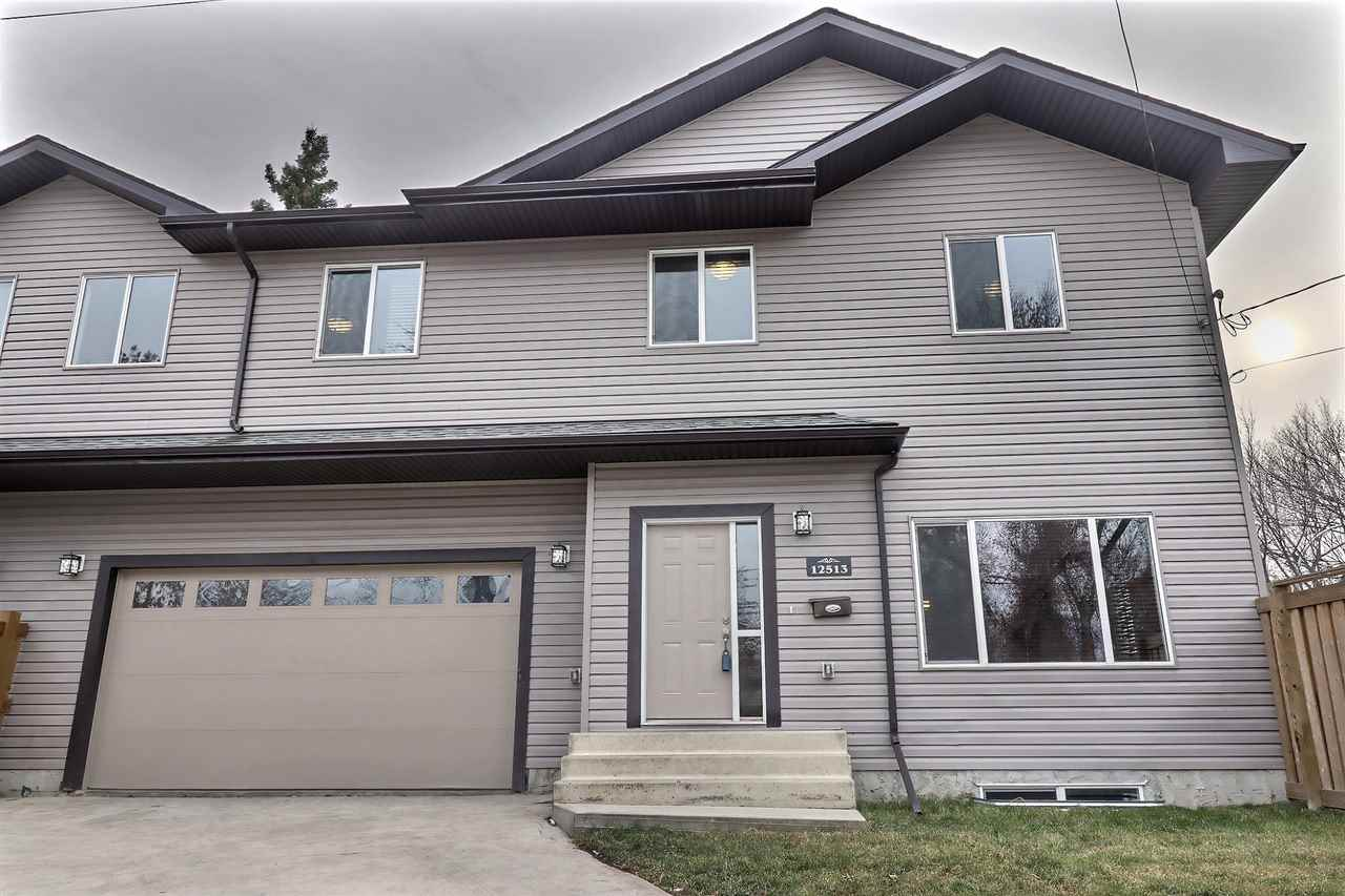 MLS® listing #E4178512 for sale located at 12513 120 Avenue