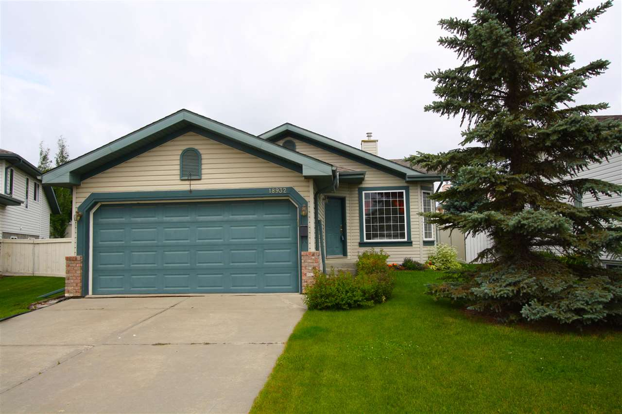 MLS® listing #E4178711 for sale located at 18932 89 Avenue