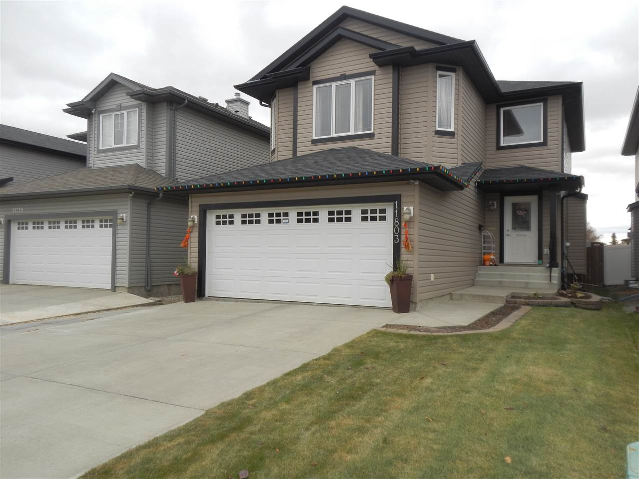 MLS® listing #E4178718 for sale located at 11803 167A Avenue
