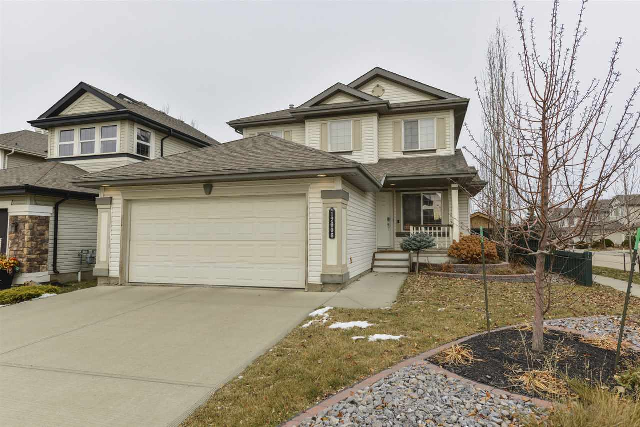 MLS® listing #E4178746 for sale located at 12606 16A Avenue