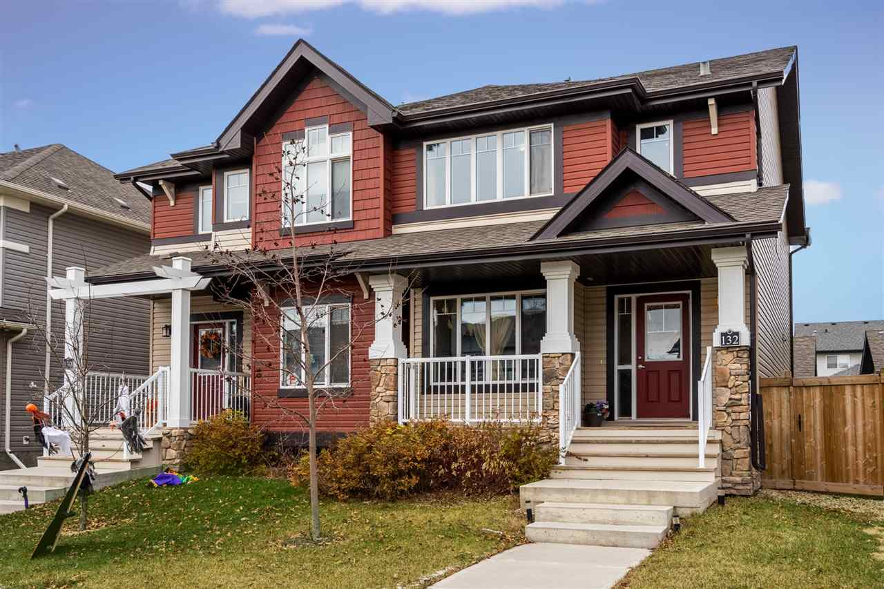 MLS® listing #E4178767 for sale located at 132 CY BECKER Boulevard