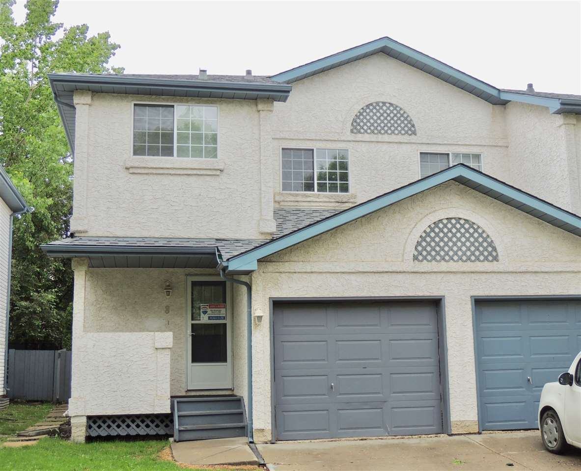 MLS® listing #E4178857 for sale located at 8 501 YOUVILLE Drive