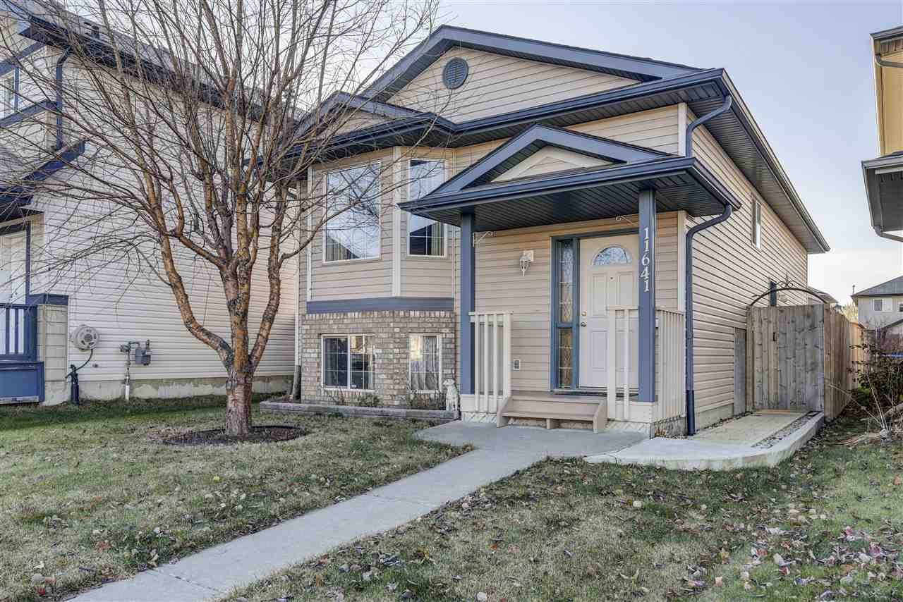 MLS® listing #E4178920 for sale located at 11641 167B Avenue