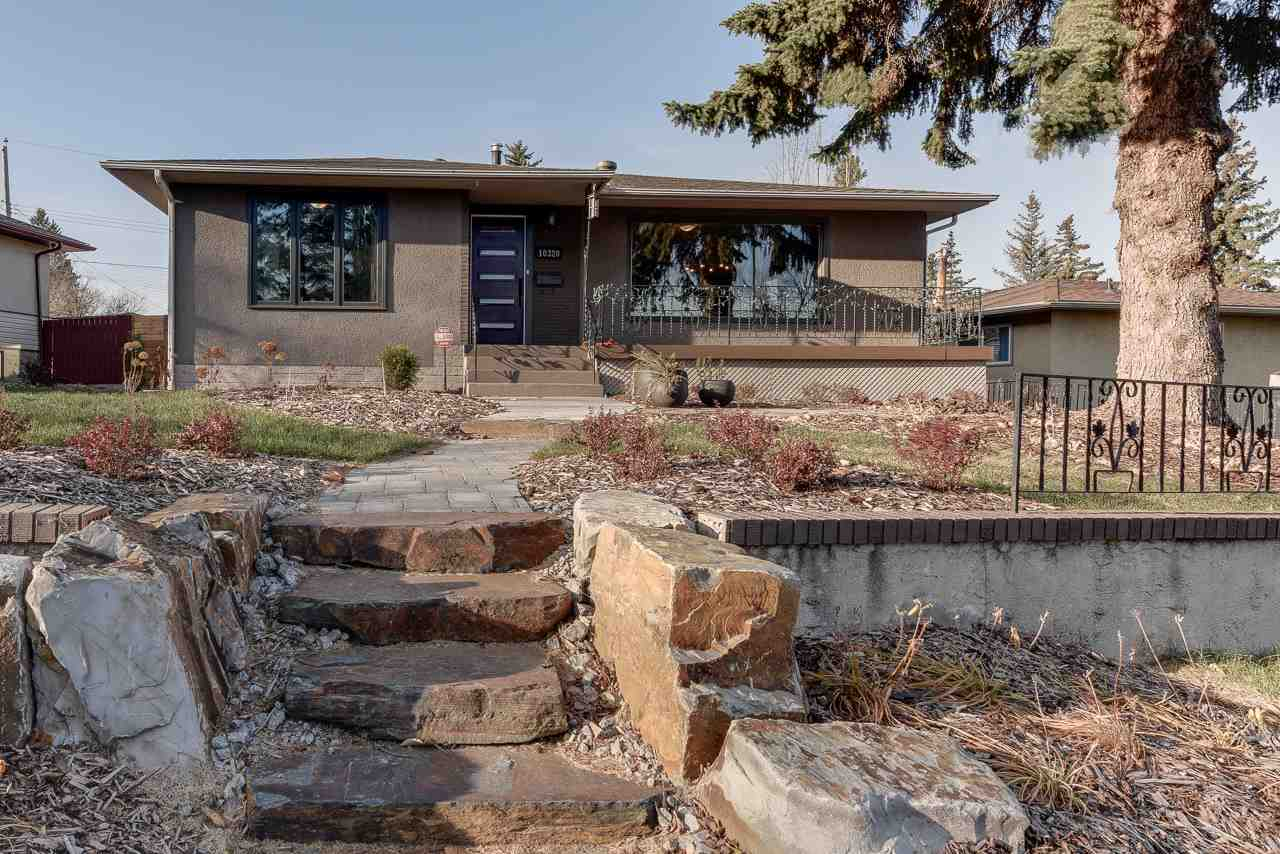 MLS® listing #E4179046 for sale located at 10320 74 Street