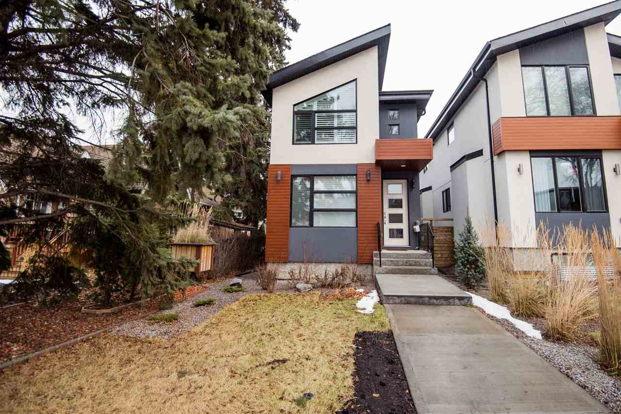 MLS® listing #E4179085 for sale located at 11115 126 Street