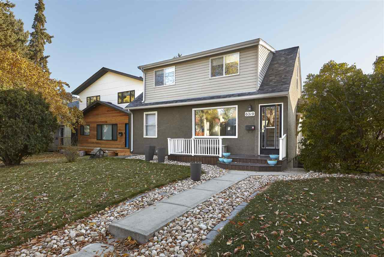 MLS® listing #E4179299 for sale located at 6319 112 Street