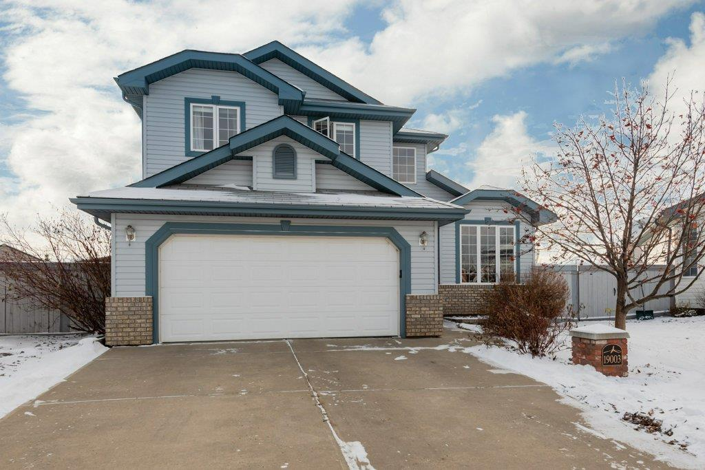 MLS® listing #E4179394 for sale located at 19003 50 Avenue
