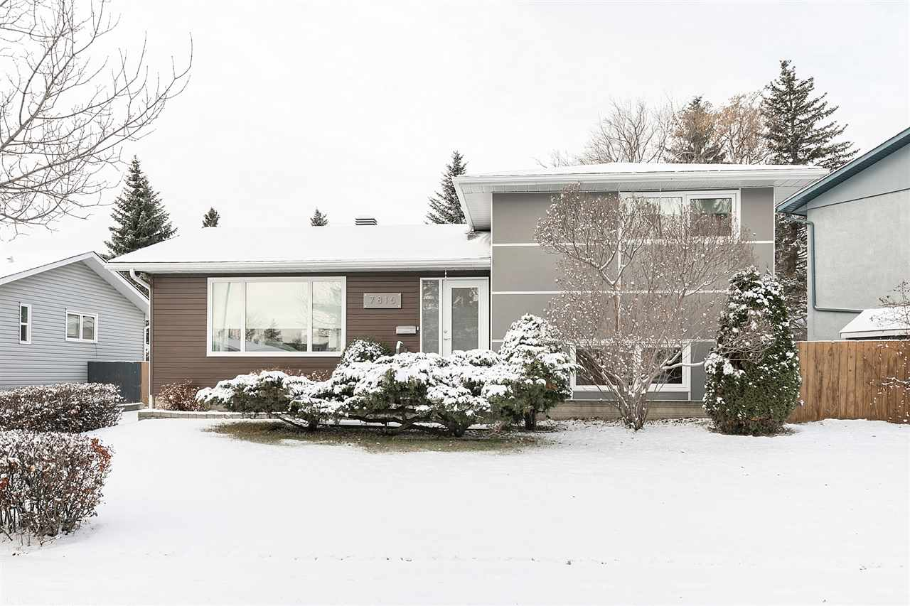 MLS® listing #E4179395 for sale located at 7816 160 Street