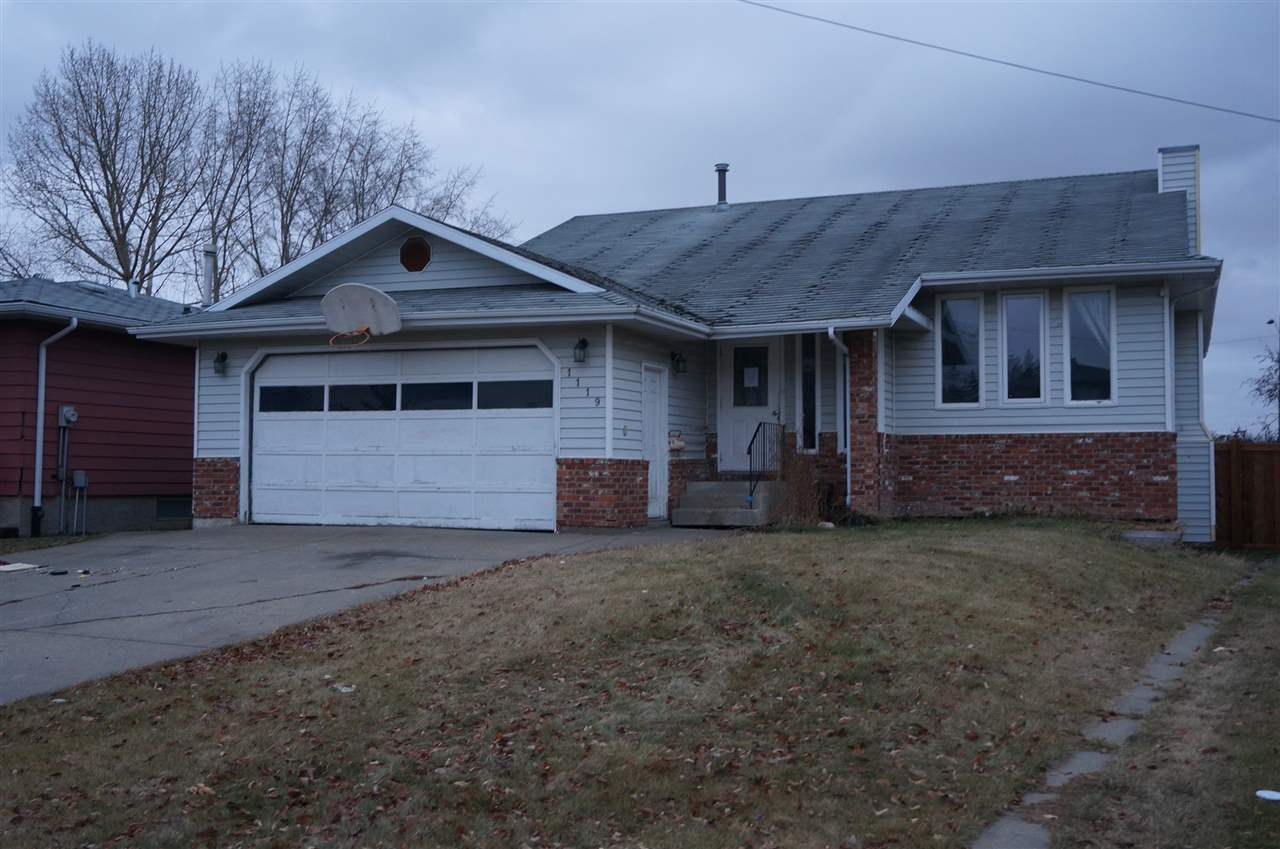 MLS® listing #E4179416 for sale located at 1119 68 Street