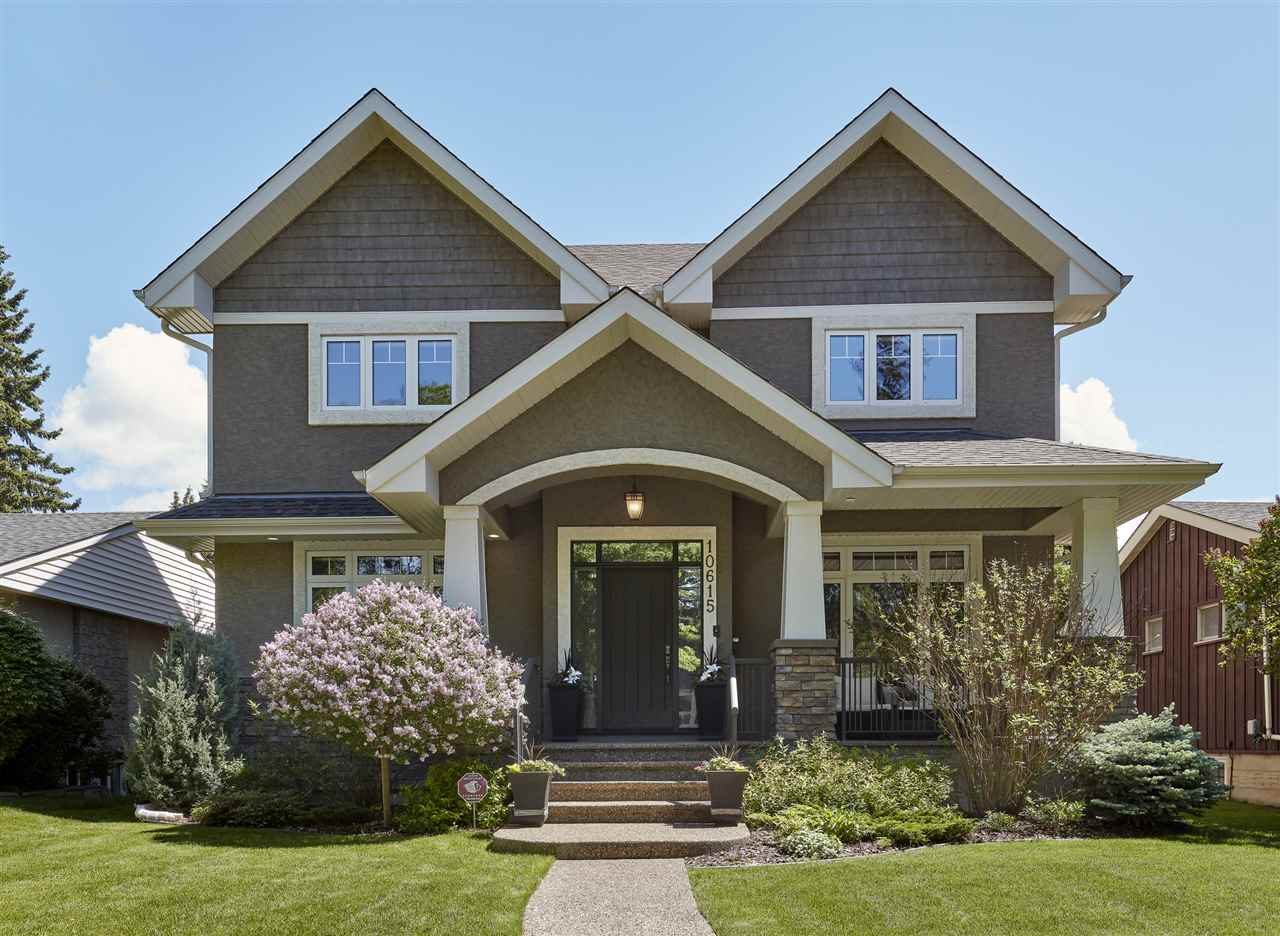 MLS® listing #E4179609 for sale located at 10615 135 Street