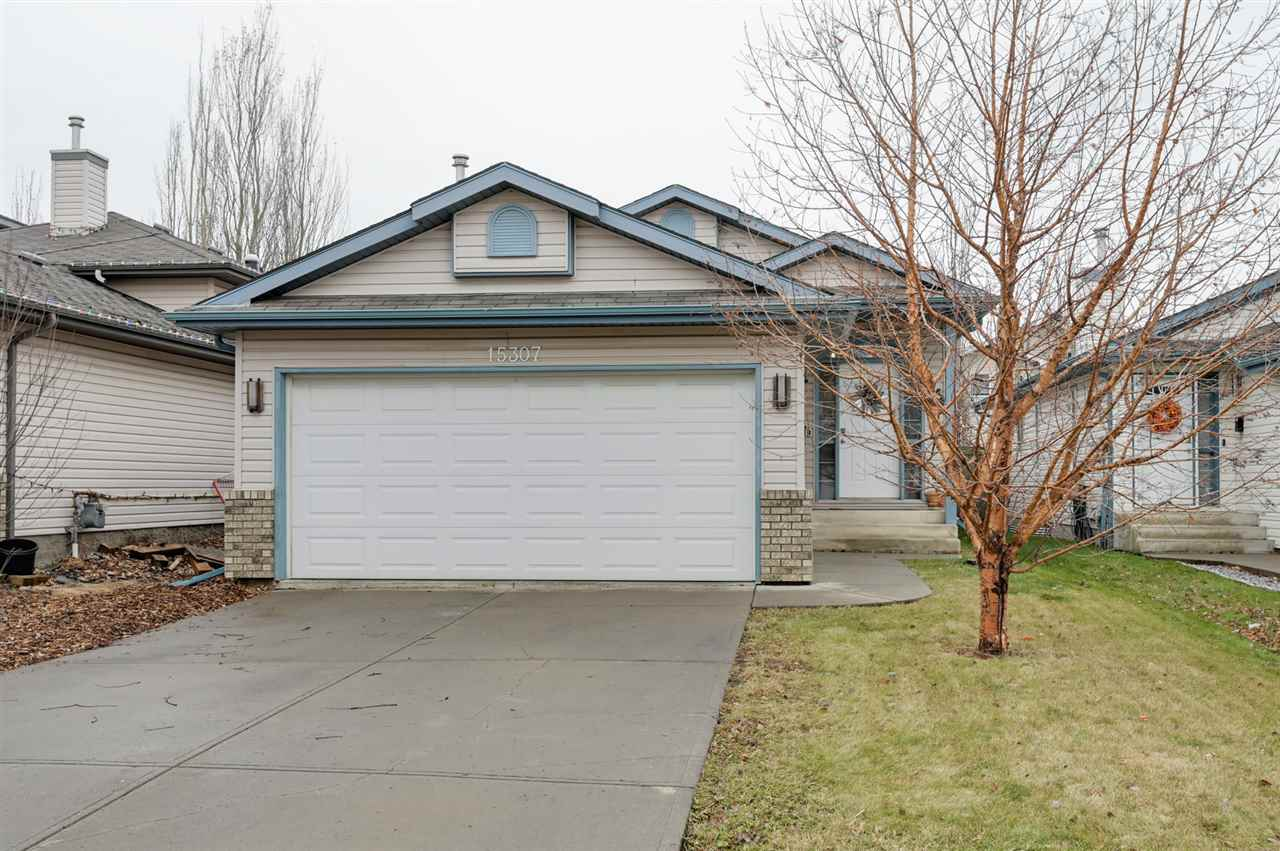 MLS® listing #E4179643 for sale located at 15307 138B Street