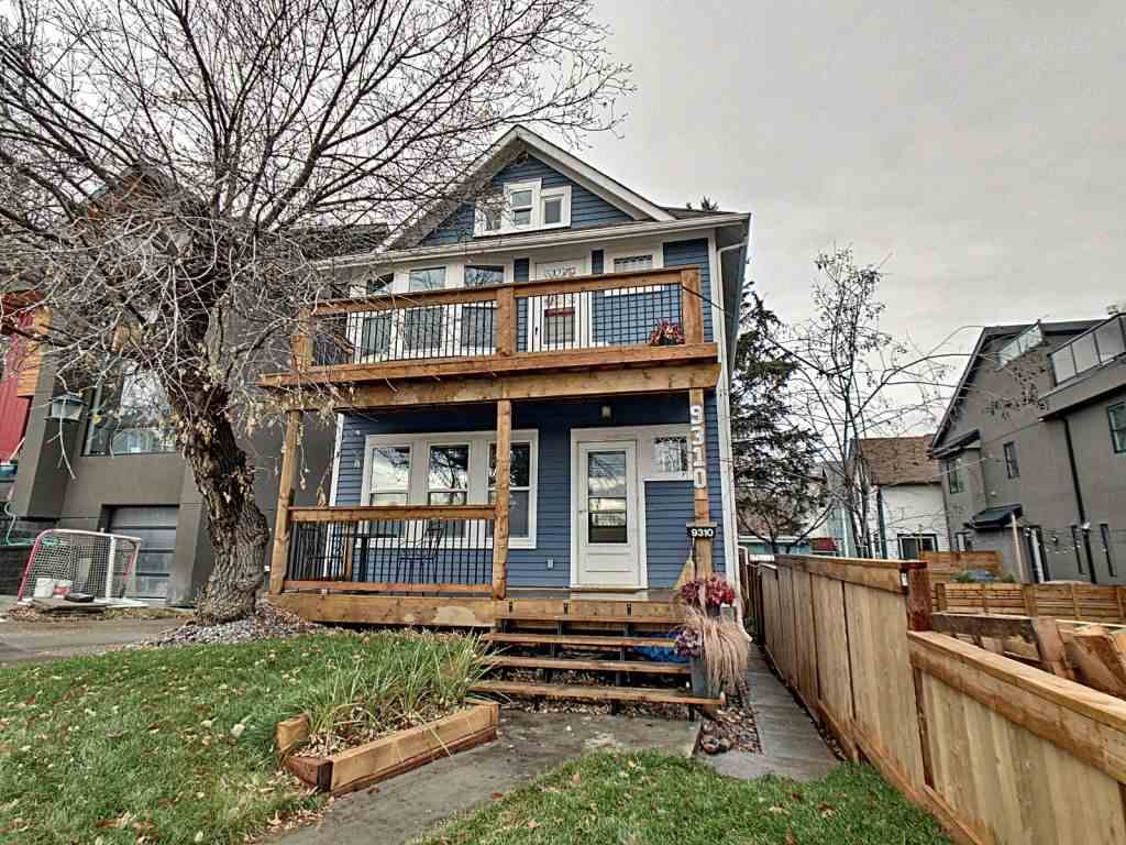 MLS® listing #E4179688 for sale located at 9310 100 Avenue NW