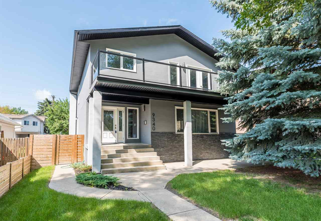 MLS® listing #E4179863 for sale located at 9340 91 Street