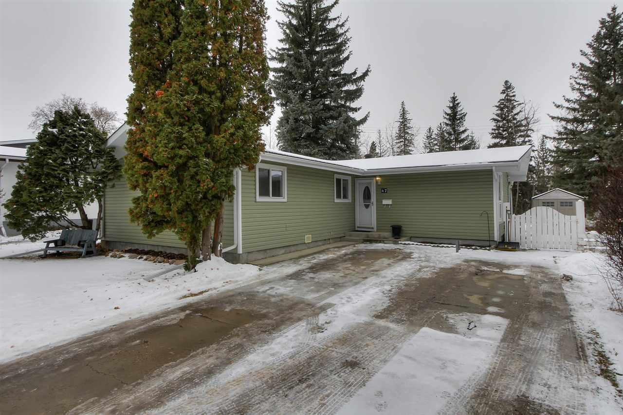 MLS® listing #E4179964 for sale located at 47 Gilmore Crescent
