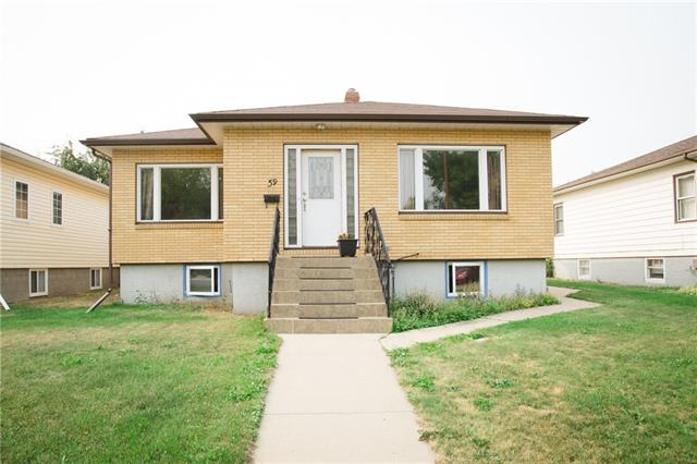 59 3 Street SW, 4 bed, 2 bath, at $254,900