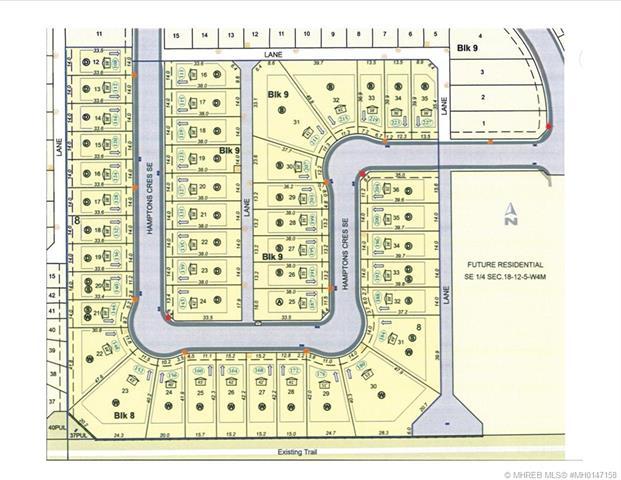 136 Hamptons Crescent SE, at $141,110