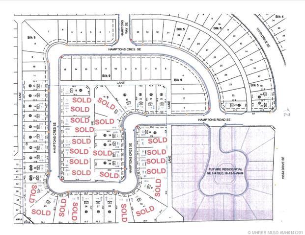 4 Hamptons Crescent SE, at $112,860