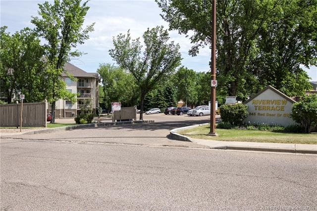 245 Red Deer Drive SW #418, 2 bed, 2 bath, at $129,500
