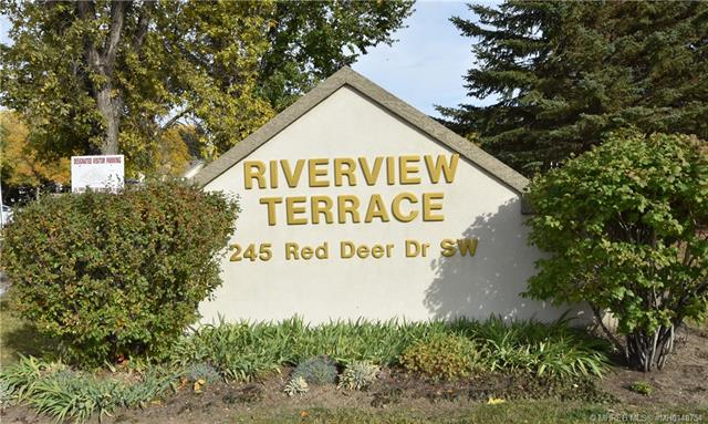 245 Red Deer Drive SW #103, 2 bed, 2 bath, at $136,900